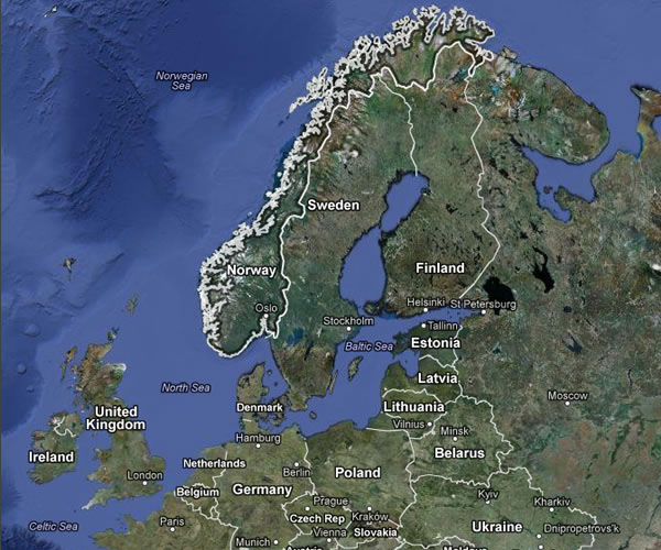 About norway from norwegianlearning map of norway gumiabroncs Image collections